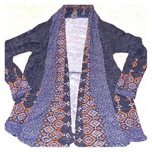 Anthropologie one September Cardigan small